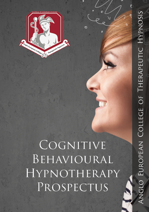 Cognitive Behavioural Hypnotherapist Prospectus