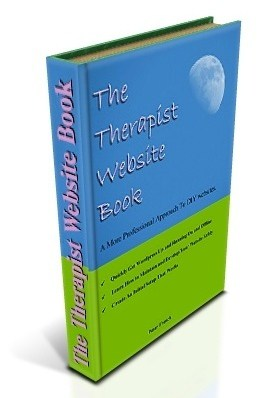 the therapist website book