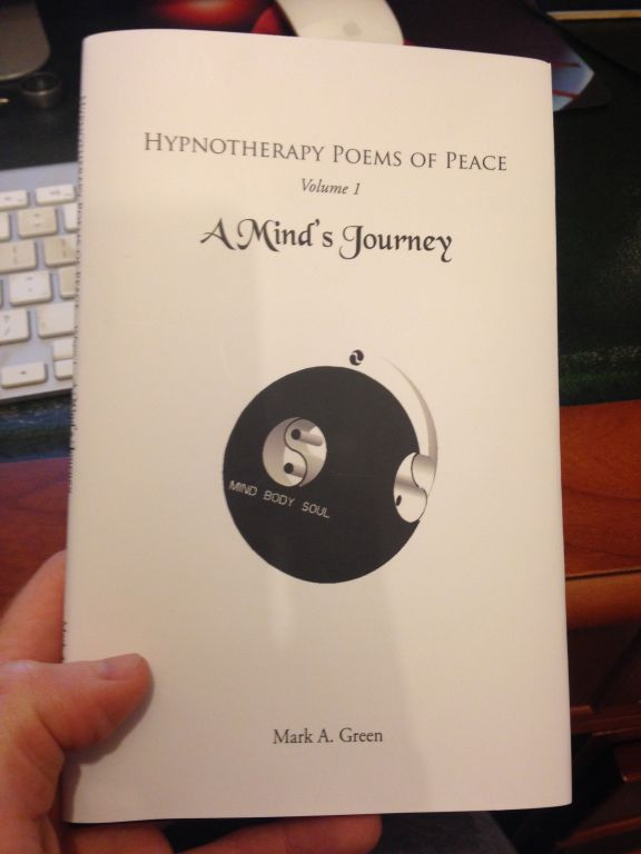 Hypnotherapy Poems of Peace Volume One