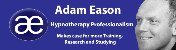 Hypnotherapy Professionalism and Training