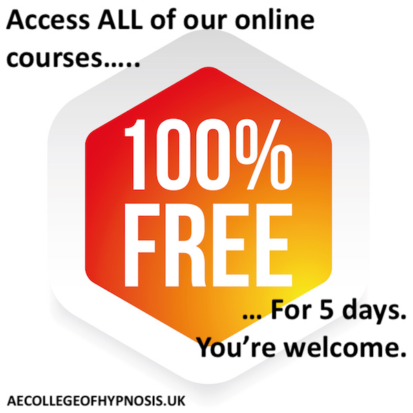 Free 5 Days Access to ALL of Our Online Courses In Our Members Area
