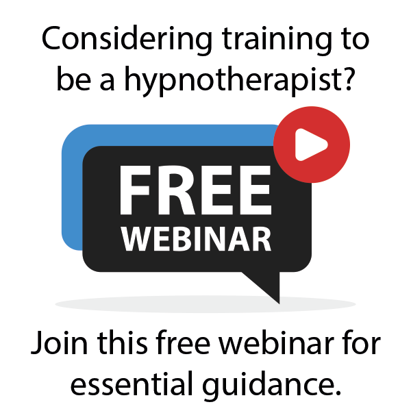 Free Webinar: Essential Guide To Becoming a Hypnotherapist