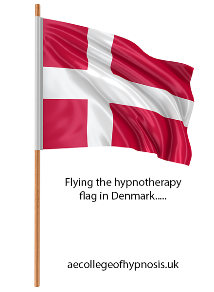 Teaching Hypnotherapy in Denmark – A Brief Report and Photos
