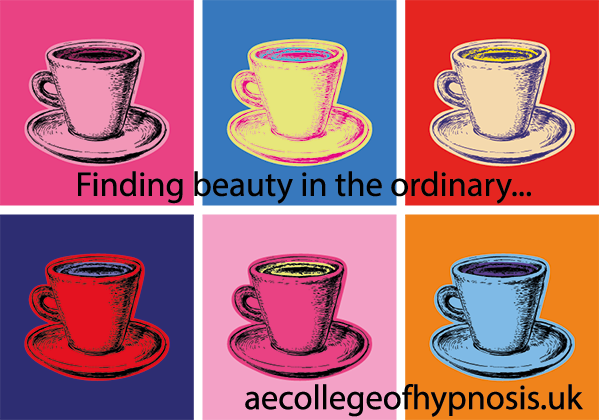 New Video: Finding the beautiful in the ordinary – and how that relates to hypnosis.