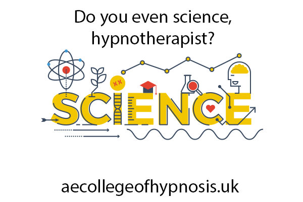 New Video: Why We Need Much More Science and Scientific Thinking in the Hypnotherapy Field