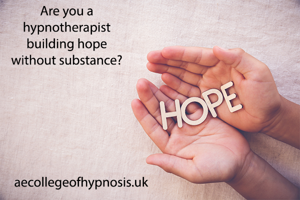 Video: Are You A Hypnotherapist Offering Hope Without Substance?
