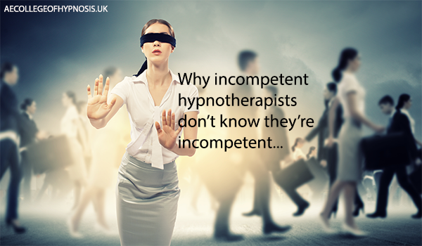 Video: Why Some Incompetent Hypnotherapists Don't Know They're Incompetent