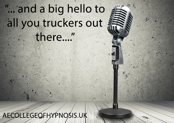 Video: Do Hypnotherapists Really Need To Impersonate Hush FM DJ Voices?