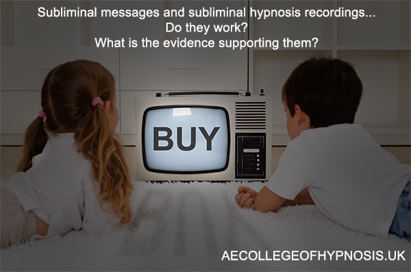 Video: Subliminal messages & hypnosis recordings – Do they work? What does the evidence say?