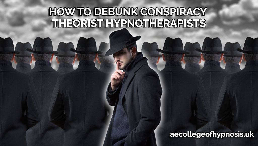 Video: How To Debunk Conspiracy Theorist Hypnotherapists
