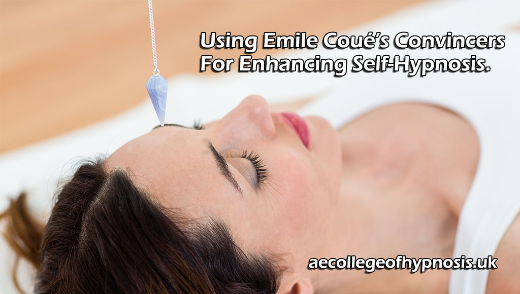 Video: Using Emile Coué's Convincers For Enhancing Self-Hypnosis.
