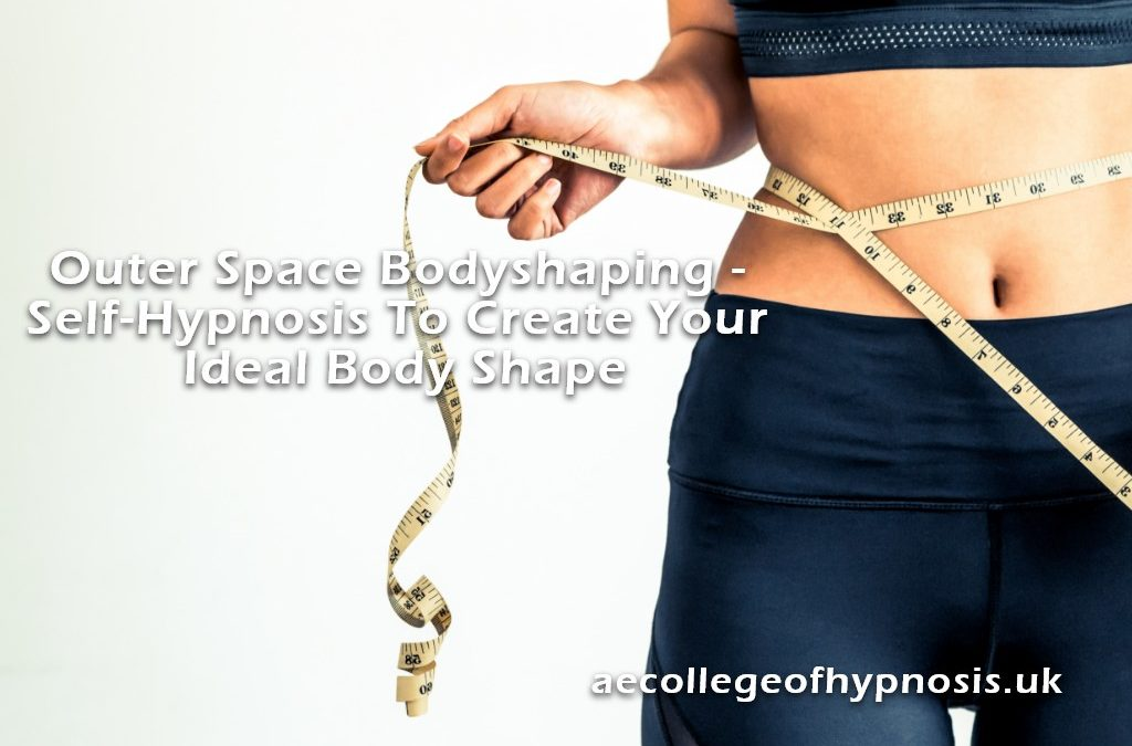 Video: Outer Space Bodyshaping – Self-Hypnosis To Create Your Ideal Body Shape