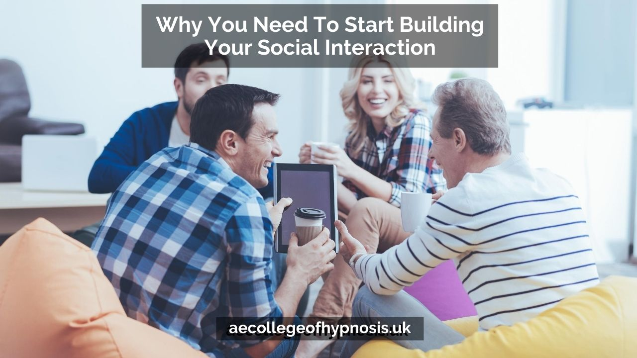 Video: Why You Need To Start Building Your Social Interaction